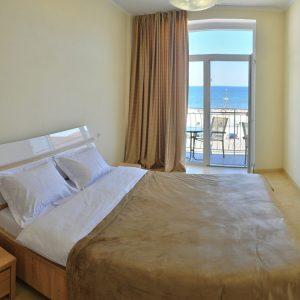 Фото номера двухместного для отдыха в отеле в Затоке на Черном море