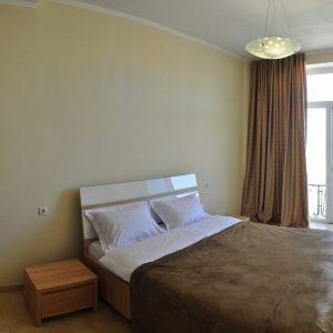 Фото номера двухкомнатного в отеле на Черном море Прибой