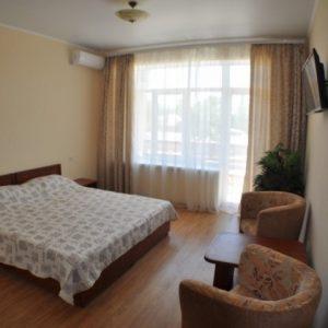 Фото 2-х местного номера в отеле Сергеевки