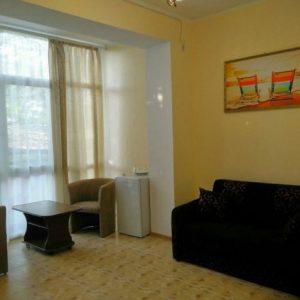 Фото 2-х комнатного номера для отдыха в Сергеевке