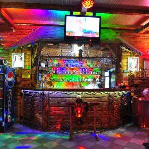 Фото барной стойки в ресторане Жемчужина для отдыха на Черном море