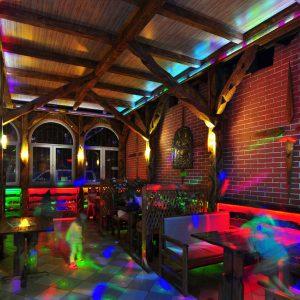 Фото зала ресторана Жемчужина для отдыха в Затоке на Черном море