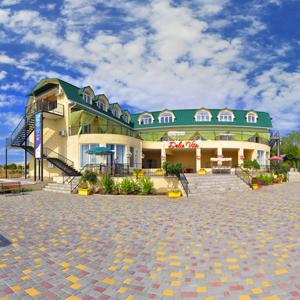 Фото гостиницы Дольче-Вита в Приморском Килийского района