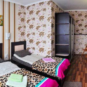 Фото люкса двухкомнатного в гостинице Дольче-Вита на Черном море