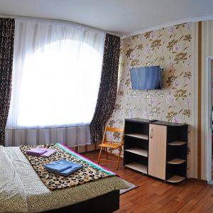 Фото люкса двухкомнатного в гостинице для отдыха в Украине на море