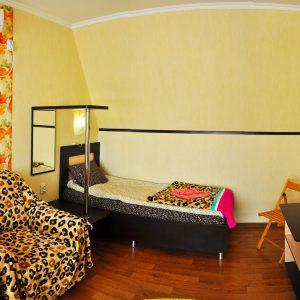 Фото люкса улучшенного в гостинице Дольче-Вита в Украине