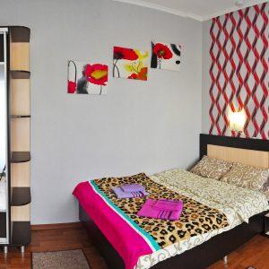 Фото люкса двухместного в гостинице на Черном море в Приморском