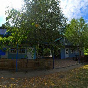Фото нового корпуса на базе отдыха Фрегат в Приморском