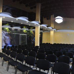 Фото конференц-зала в Коблево на базе отдыха Лагуна
