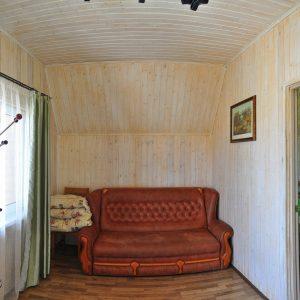 Фото двухкомнатного номера в комплексе для отдыха на Черном море в Украине