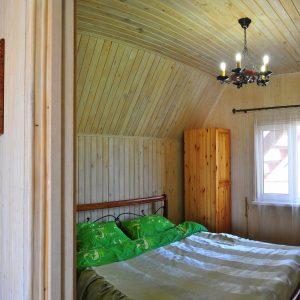 Фото спальни в отеле в Коблево на Черном море