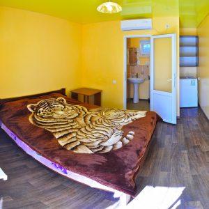 Фото номера двухместного для отдыха в Приморском