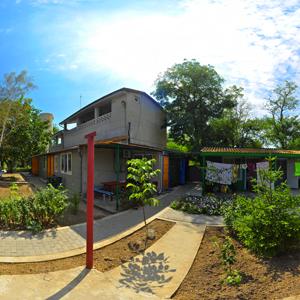 Фото базы отдыха Юллас в Приморском Килийского района