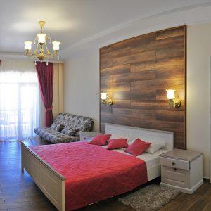Фото номера люкс отеля в Затоке Марсель
