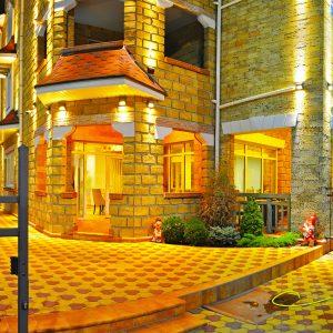 Фото кафе отеля Марсель в Затоке