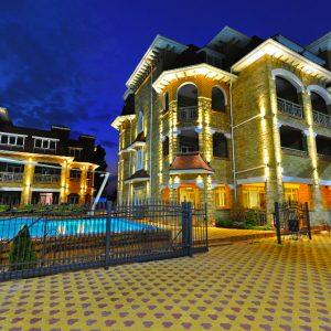Фото корпуса 2 в отеле в Затоке Марсель