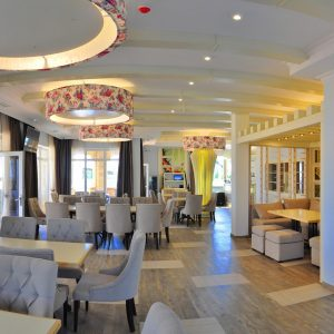 Фото ресторана L Aromat в отеле под Одессой