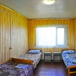 Фото номера трехместного в Затоке на Черном море