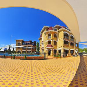 Фото отеля Марсель в Затоке