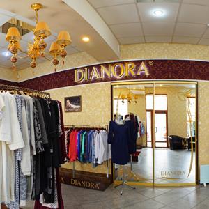 Фото магазина одежды для беременных во Львове Dianora