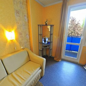 Фото трехместного номера для отдыха в Сергеевке