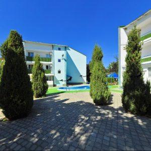 Фото корпуса 2 в гостинице в Сергеевке